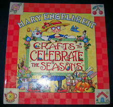MARY ENGELBREIT (2) Books Crafts to Celebrate the Seasons & Decorate your Home