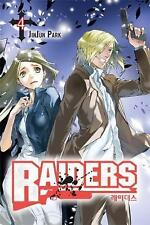 Raiders, Vol. 4 by Park, Jin Jun