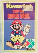 Super Mario Bros. Nintendo 1991 complete selecta kwartet RARE COLLECTABLE