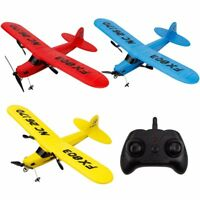 FX803 2.4G RC Airplane Helicopter 2CH Fixed Wing Aeroplane Glider Xmas Gift Toy