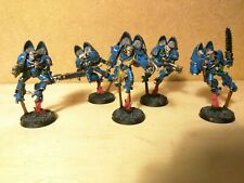 Warhammer 40k Chaos Space Marines Raptors Painted OOP
