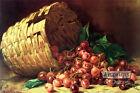 Cherries - Art Print Of Vintage Art