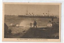 56 Lorient, La Rade, La Cala De Pen-Mane Un Día De Tormenta