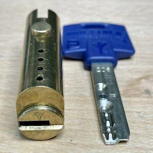 MUL-T-LOCK Interactive High-Security 4-Pin File Cabinet Lock w/ Key
