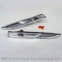 WEISSE Seitenblinker Ford Mondeo 4 IV Mk4 Turnier Sport Ghia X Titanium S RS BA7