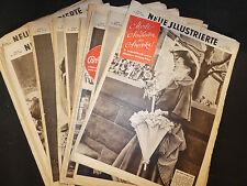 Neue Illustrierte, 4. Jahrgang/1949, Ausgabe: 1-2,4-9,11-12,14-15,18-20