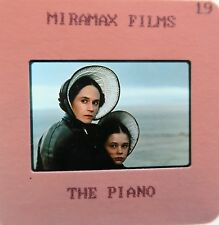 THE PIANO Holly Hunter Harvey Keitel Anna Paquin  1993 ORIGINAL SLIDE 11