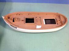(J258) playmobil coque bateau Suzanne ref 3551
