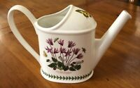 Portmeirion Botanic Garden Yellow Narcissus Pink Cyclamen  Watering Can