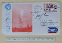 s1469) Raumfahrt Space Launch Skylab 4 cover CC Nov 16, 1973 Signed Jerry Carr