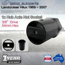 Hub Axle Nut Socket 54mm Landcruiser 4x4 Hilux Toyota Front Wheel Bearing Patrol