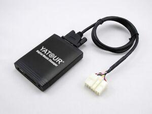 USB Adaptateur SD MP3 5+7Pin Pour Lexus GS 300 400 430 450h 2001-2003