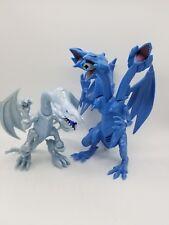 Lot of Yugioh Figures Blue Eyes White Dragon