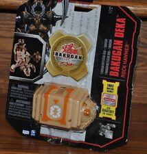 Bakugan Battle Brawlers DEKA Large Subterra Tan Rock Hammer NEW
