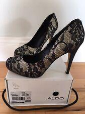 aldo shoes size 5.5