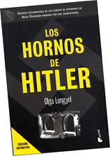 "LIBRO ""LOS HORNOS DE HITLER"", DE OLGA LENGYEL, EN ESPAÑOL"