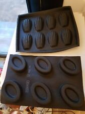 lot de 2 moules silicone dont un FLEXIPAN