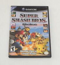 Super Smash Bros. Melee (Nintendo GameCube Game Black Label Complete  R11530