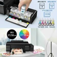 A4 Printer 6 Colors Printers With Wifi A4 Sublimation Printer w/ Epson L805 +Ink