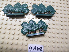 Lego 3 Buisson 50/60-iger Années De