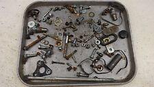 1982 Yamaha XJ650 Maxim XJ 650 Y555' misc parts bolts mounts brackets
