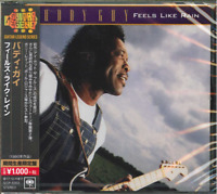 BUDDY GUY-FEELS LIKE RAIN-JAPAN CD Ltd/Ed B63