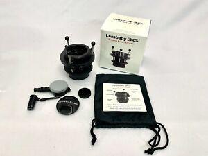 {OPEN BOX} Lensbaby Control Freak 3G Lens for Nikon F-Mount, Model LB3N