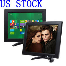 """10""""TFT LCD Color BNC HDMI Monitor Screen Video for PC Security Cam CCTV DVR WW"""