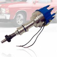 Pro Billet Electronic Distributor Blue Cap Fit 1968-1997 BBF 351C 400 460