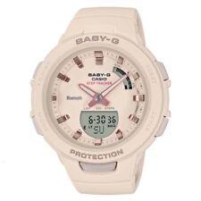 Casio Baby-g Uhr Bsa-b100-4a1er beige Step Tracker Bluetooth smart