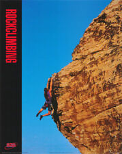 Small Poster:Sports: Rock Climbing : Global Highs - Free Ship #Mpg4013 Rc11 H