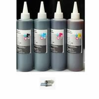 4x250ml refill ink for Canon cartridge PG-243 CL-244 PIXMA iP2820 MX492 MG292