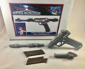 Starblazers Space Battleship Yamato Pistol Resin Prop Model Kit
