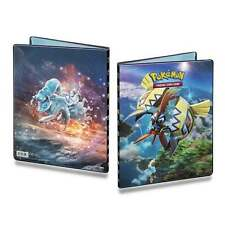Sun and Moon Guardians Rising Ultra Pro Pokemon Card Folder A4 9 Pocket Album &