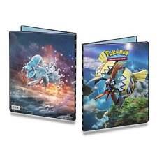 Sun and Moon Guardians Rising Ultra Pro Pokemon Card Binder A4 9 Portfolio &