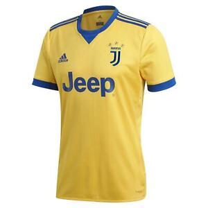adidas JUVENTUS AWAY JERSEY 17-18 TURIN SERIE A FOOTBALL ITALY COPA DEADSTOCK