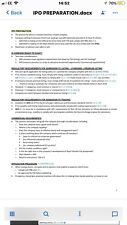 LPC Revision Notes - Public Companies/Capital Markets/Equity Finance