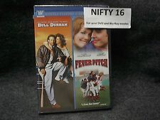 Fever Pitch and Bull Durham DVD  Brand New