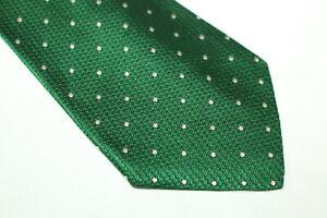 ERMENEGILDO ZEGNA Silk tie Made in Italy F13983  man