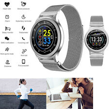 Waterproof Smart Watch Bluetooth Phone Mate For Samsung Note 9 8 5 Huawei P20 P9