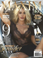 MAXIM AUSTRALIA August 2020 Issue 109 Jennifer Cole Cover NEW