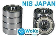 Cojinete 604 ZZ 604zz 604Z 604z Dimension 4x12x4 Nis Lic Japón ENVÍO GRATUITO RÁPIDO
