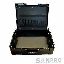 L-BOXX   Sortimo Werkzeugkoffer mit Werkzeugkarte + Antirutschmatte