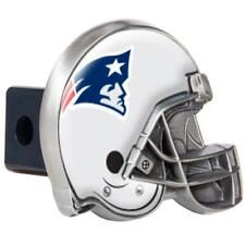 New England Patriots  Helmet Hitch Cover NFL Metal Tow Truck Cap Plug