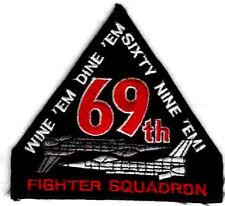 F-16 FIGHTING FALCON USAF 69TH FIGHTER SQN USAF 69TH FS