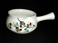 Denby Langley China SHAMROCK Stick Handle Gravy Boat