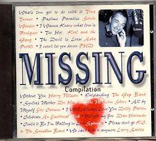 MISSING CD 1998 ASHA PUTHLI STEVIE WONDER PHD FOREIGNER HARRY NILSSON SPINNERS