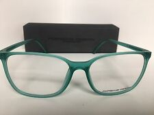 New PORSCHE DESIGN P 8270 P8270 C 56mm Green Women Eyeglasses Japan