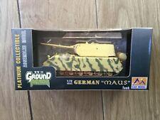 Easy  Model WW11 Ground Armour 1/72 Scale - GERMAN MAUS Tank