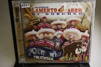 Banda Lamento Show - Ponzona Musical, 2005 ,Music CD (NEW)